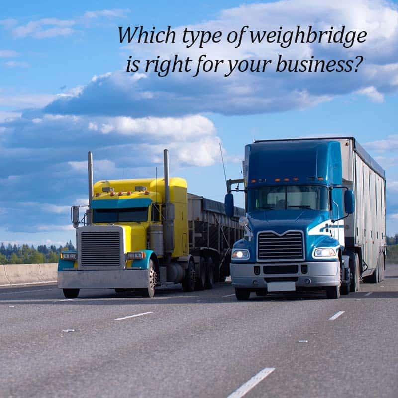 Weighbridge 101: Different Types of Weighbridges Explained
