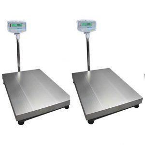 platform scales.